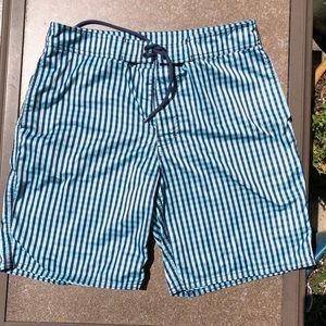 e3be672f95b54 Bonobos Swim - Bonobos Men's Aqua & Blue Swim Trunks | Size 33